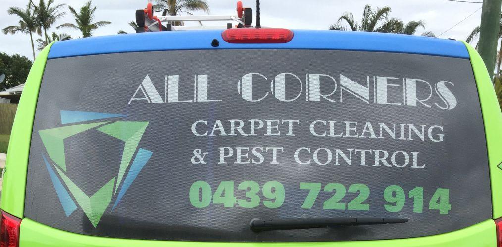 All Corners van